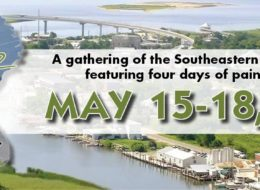Plein Air South 2017 - Feature imaged